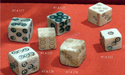 "Dice and More Dice – Part 7.B – ""Like a Man Obsessed"" – Dice Collectors Tell Their Story"